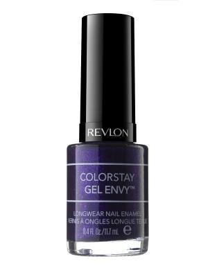 Гель лак для ногтей Colorstay Gel Envy, тон 467 Revlon. Цвет: синий