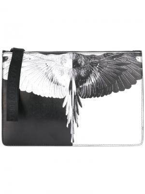 Asier bag Marcelo Burlon County Of Milan. Цвет: чёрный