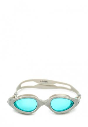 Очки для плавания Joss. Цвет: серый
