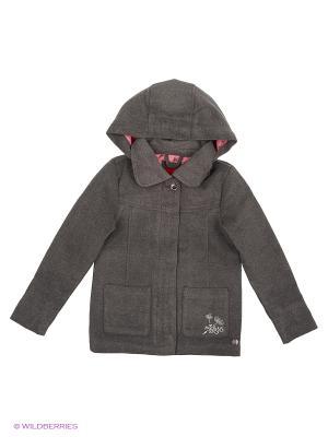 Куртка S.OLIVER. Цвет: серый, темно-серый, бронзовый