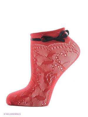Носки детские Penti. Цвет: красный