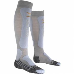 Термо-Носки X-Socks. Цвет: pearl grey/ice blue