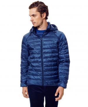 Куртка HAYAS JK-0152 NAVY HENDERSON. Цвет: синий