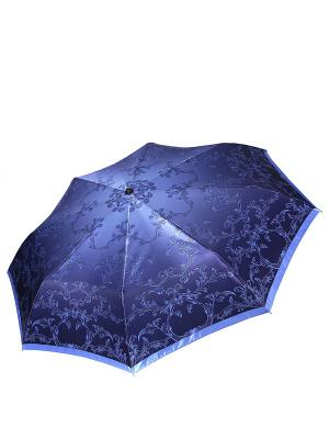 Зонт Fabretti. Цвет: синий