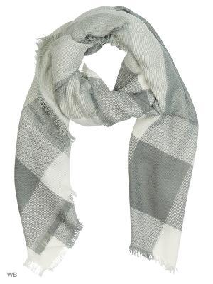 Платок Pur. Цвет: светло-серый