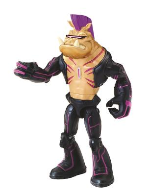 Фигурка Черепашки-ниндзя Бибоп, 12 см Playmates toys. Цвет: черный, бежевый