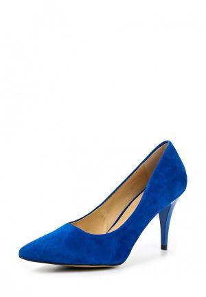 Туфли Shoobootique. Цвет: синий