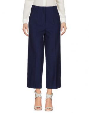 Повседневные брюки PAUL & JOE SISTER. Цвет: темно-синий