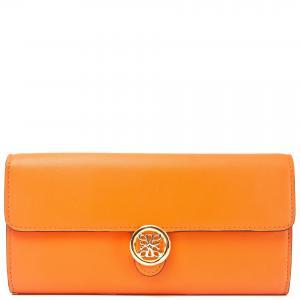 Кошельки ALBA. Цвет: оранжевый