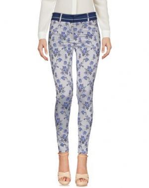Повседневные брюки KUBERA 108. Цвет: сиреневый
