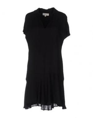 Короткое платье PAUL & JOE. Цвет: черный