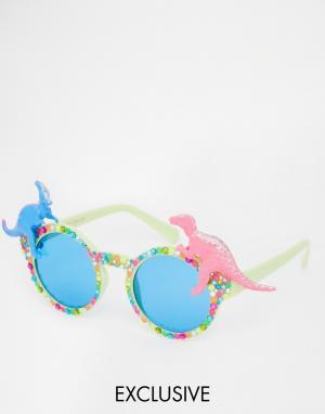 Spangled Солнцезащитные очки Rainbow Riot