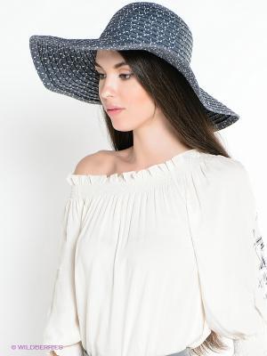 Шляпа ESMEE. Цвет: темно-синий