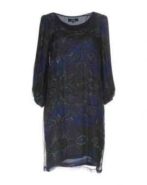 Короткое платье NIZA. Цвет: зеленый