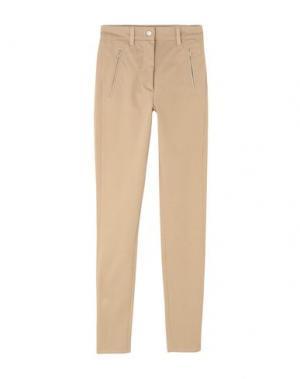Повседневные брюки BELSTAFF. Цвет: песочный