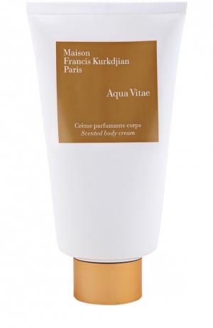 Крем для тела Aqua Vitae Maison Francis Kurkdjian. Цвет: бесцветный