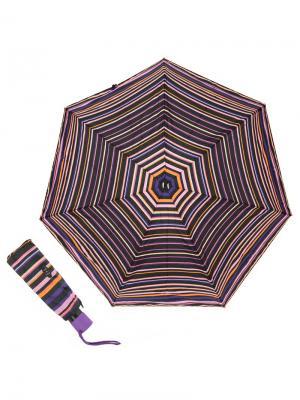 Зонт Guy De Jean. Цвет: черный,фиолетовый,розовый