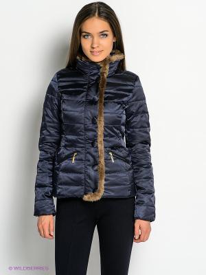 Куртка River Woods. Цвет: синий