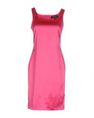 Короткое платье ADELE FADO. Цвет: фуксия