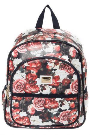 Рюкзак STEFANIA. Цвет: белый, красный, черный