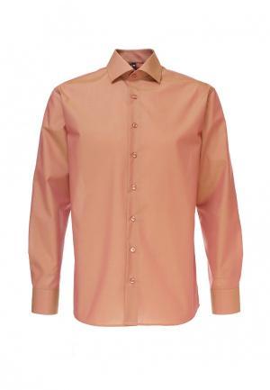 Рубашка Berthier. Цвет: коралловый