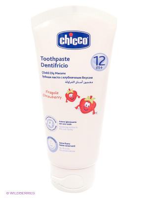 Зубная паста CHICCO. Цвет: белый