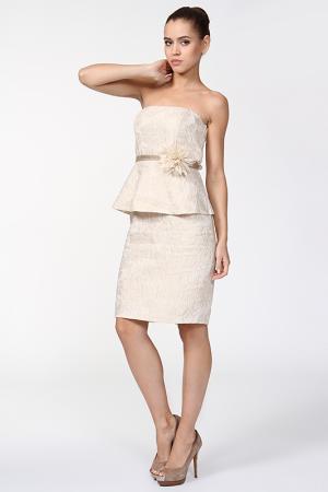 Платье Eva Franco. Цвет: santorini