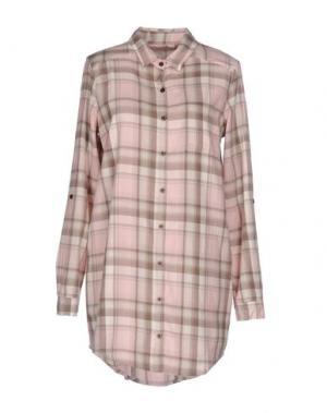 Ночная рубашка P.J. SALVAGE. Цвет: розовый