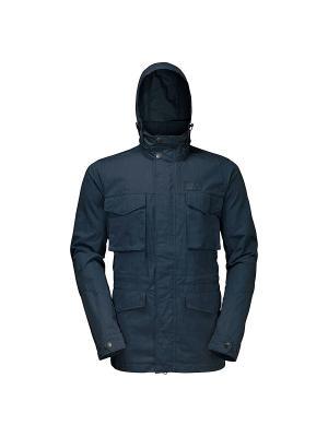 Куртка FREEMONT FIELDJACKET Jack Wolfskin. Цвет: темно-синий