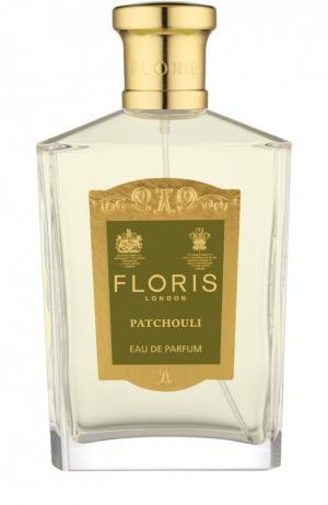 Парфюмерная вода Patchouli Floris. Цвет: бесцветный