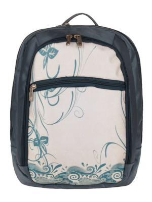 Рюкзак Alliance. Цвет: серый