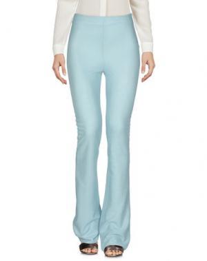 Повседневные брюки PETER A & CHRONICLES. Цвет: светло-зеленый