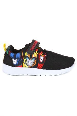 Кроссовки Transformers. Цвет: черные