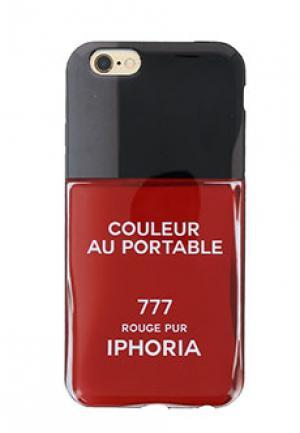 Чехол для IPhone 6 IPHORIA. Цвет: черный