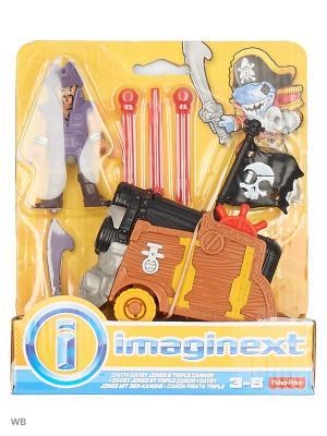 Базовые фигурки пиратов Mattel. Цвет: синий