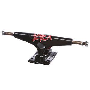 Подвеска для скейтборда 1шт.  Slayer Standard Black 8.25 (21 см) Krux. Цвет: черный