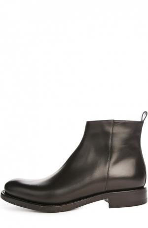 Ботинки O`Keeffe. Цвет: черный