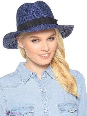 Шляпа Mascotte. Цвет: фиолетовый, серо-голубой, темно-серый