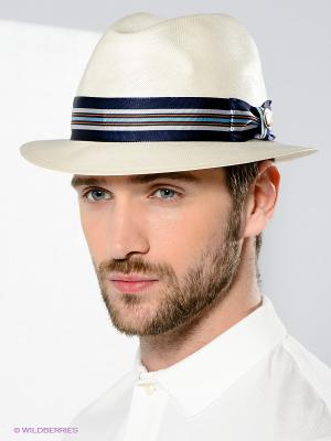 Шляпа Goorin Brothers. Цвет: кремовый