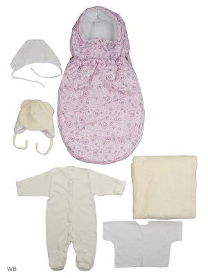 Конверты для малышей KIDONLY. Цвет: фиолетовый