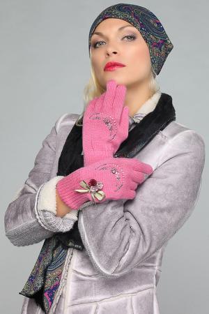 Перчатки LakMiss. Цвет: астра