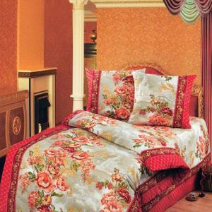 Постельное белье Арт Постель. Цвет: бежевый, оливковый, темно-красный