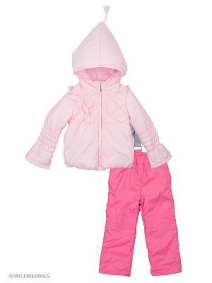Комплект одежды BOOM. Цвет: розовый