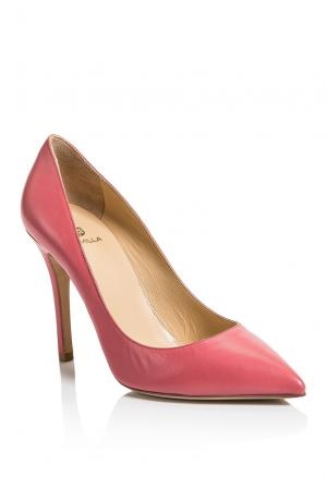 Туфли AF-186372 Semilla. Цвет: розовый
