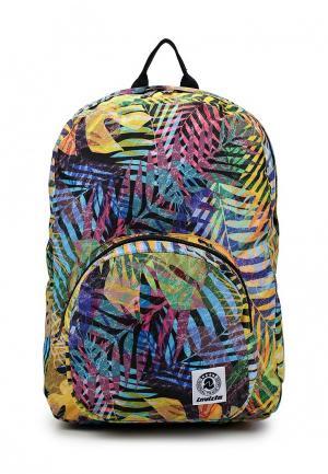 Рюкзак Invicta. Цвет: разноцветный