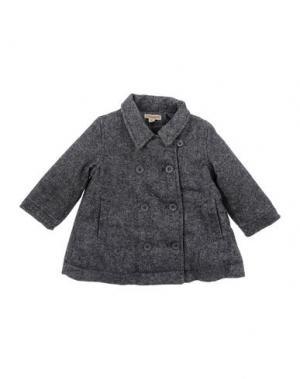 Пальто IMPS&ELFS. Цвет: стальной серый