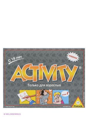 Настольная игра Activity для взрослых Piatnik. Цвет: серый, красный, желтый, синий, зеленый