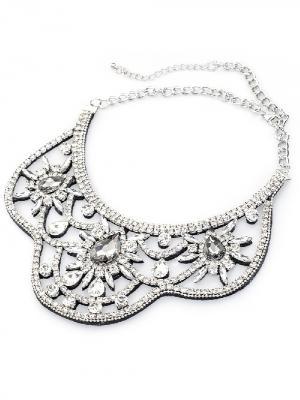 Воротник-ожерелье Chantal. Цвет: черный, белый