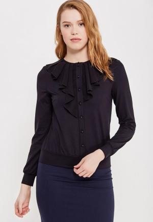 Блуза Devore. Цвет: черный