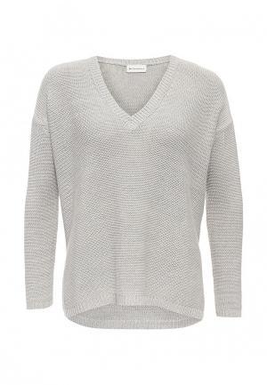 Пуловер Delicate Love. Цвет: серый